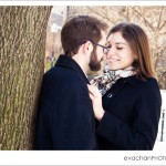 Jake + Sarah – Boston Public Garden Engagement Photography